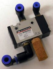 SMC MODEL EVZA522 AIR OPERATED VALVE 0.15~0.7 MPa ASSEMBLY