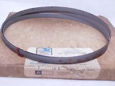 125 10 5 X 34 X 035 X 14t Band Saw Blade Metal Cutting Bi Metal 1 Pc Si