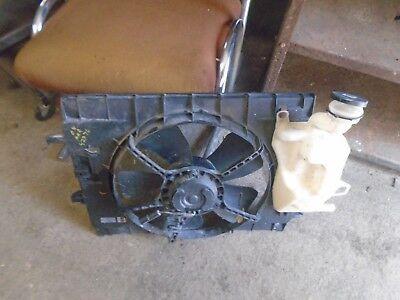 Radiator Cooling Fan Motor Blade Shroud 25784660 For 06 10 Chevy