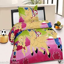 Always Plus Cotton Cartoon Single BedSheet|1BedSheet With 1 Pillow Cover (BS904)