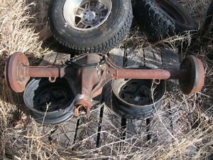 1952 Through 1964 Willys Jeep Station Wagon Complete Rear