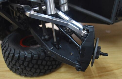 CNC Aluminum Suspension Upper Arms Black For Traxxas Unlimited Desert Racer UDR