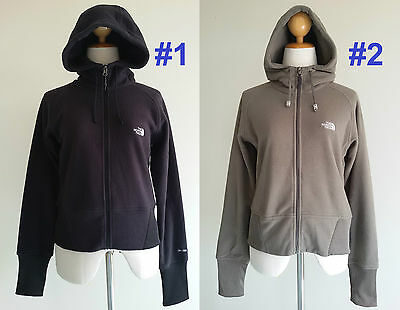 NEW The North Face TKA 100 Hoodie Jacket Fleece Top Women Soft Warm XS S M L XL