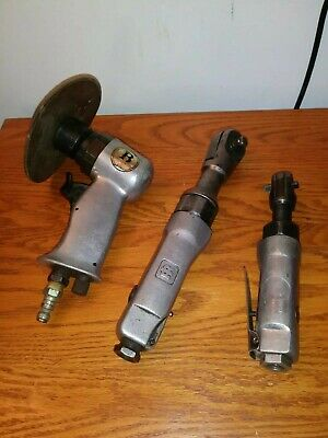Ingersoll Rand Air Ratchet Wrench. Lot Of 3