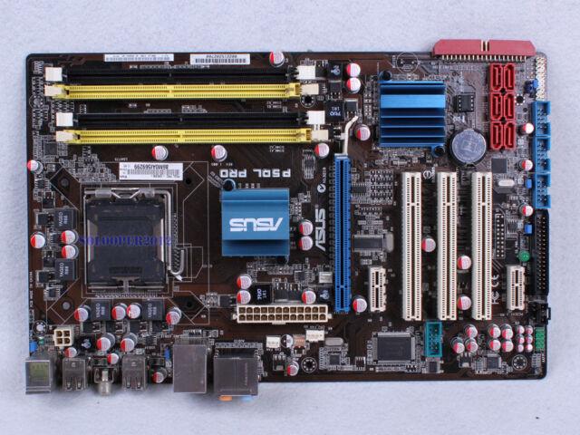 ASUS P5QL PRO Motherboard Intel P43 Socket LGA 775 DDR2