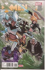 Extraordinary X-Men #14 2016 NM Stock Image