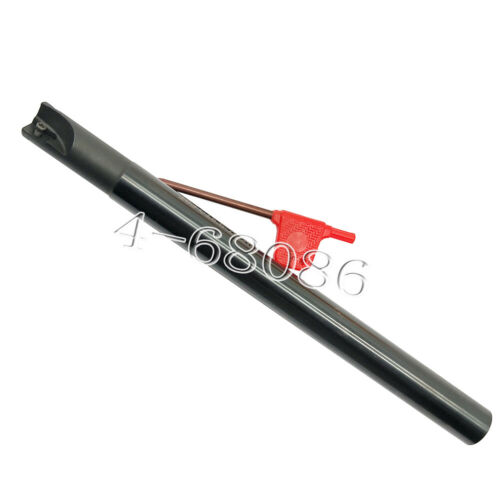 1pcs 103 C15.6-0.8R16-200-2T Mill Holder milling cutter bar for APKT1003 inserts