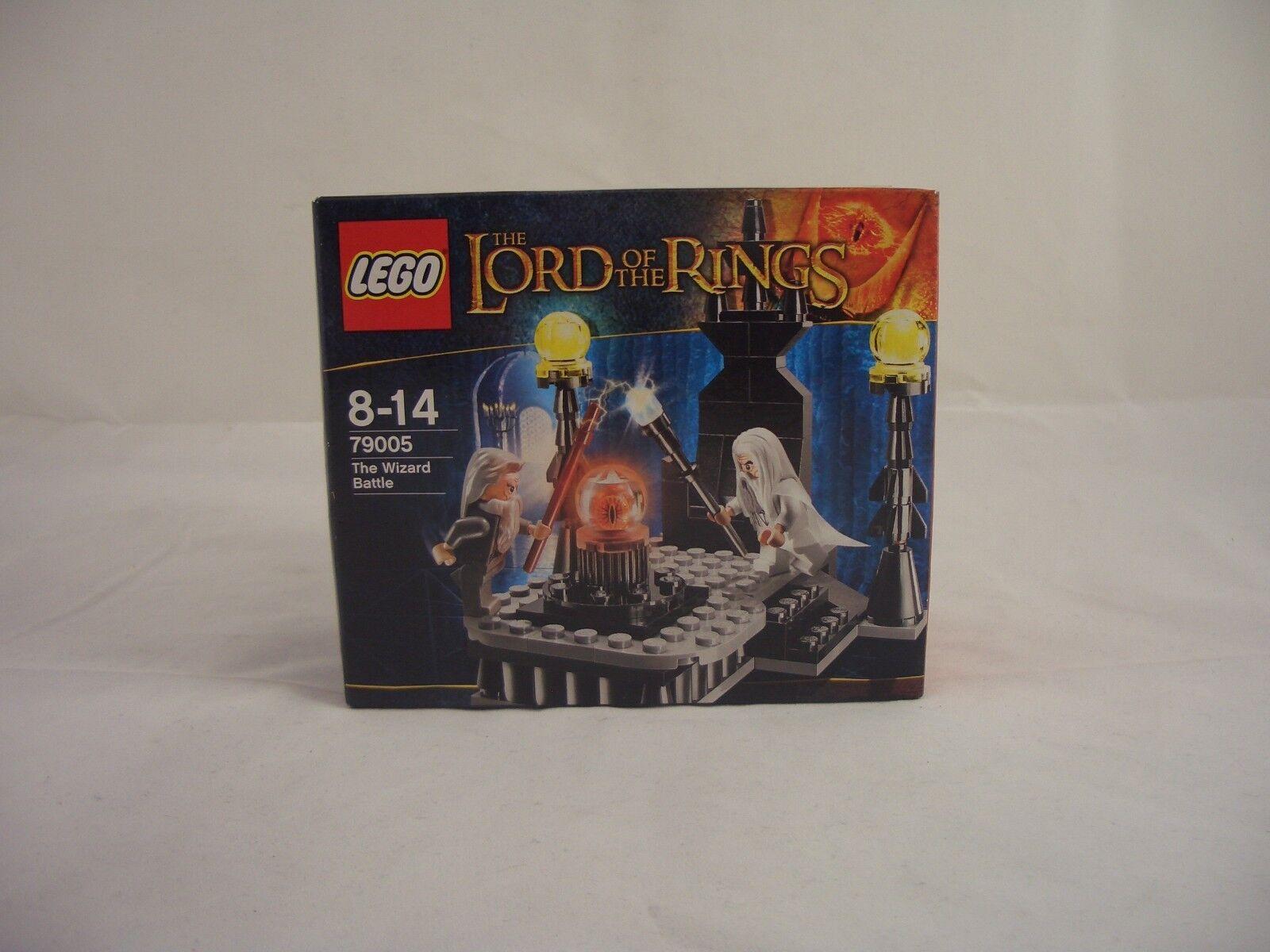 Lego le seigneur seigneur seigneur des anneaux 79005 le sorcier bataille new sealed 90db1a
