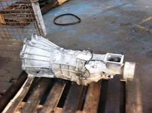 MITSUBISHI-TRITON-ML-3-5I-5-SPEED-MANUAL-2WD-GEARBOX-06-2006-08-2009
