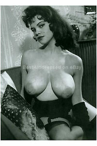 Busty-Rosina-Revelle-art-print-breasts-pinup-nude-boobs-woman-female-girl-photo