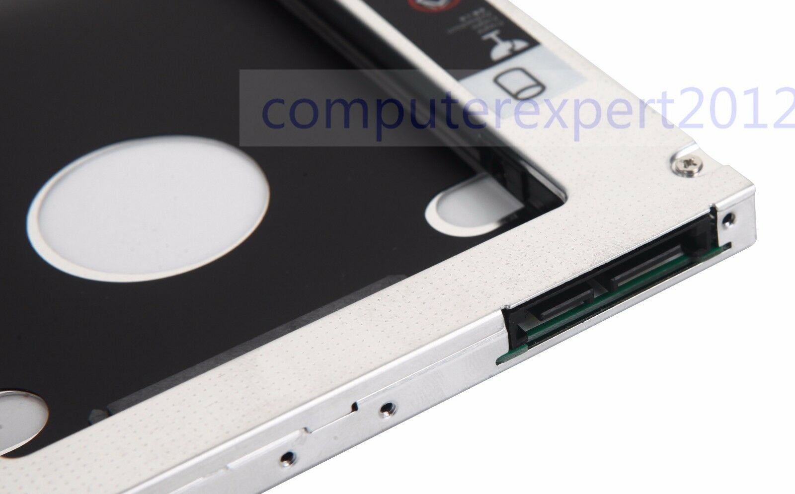 2nd Hard Drive SSD HDD Case Caddy Adapter for Acer Aspire E5-574 E5-574G E5-774G