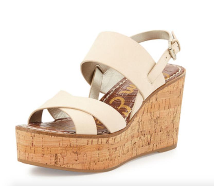 Sam Edelman Destiny Desnuda Desnuda Desnuda Sandalias De Mujer Zapatos Talla 9 M Nuevo 6a7c18