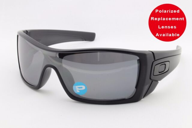 93a24c04e1 Oakley BATWOLF 9101-35 Polarized Sports Surfing Cycling Golf Driving  Sunglasses