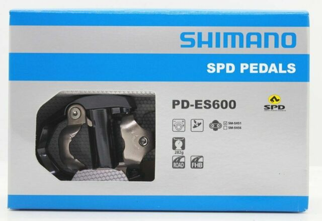 Shimano EPDES600 SPD Clipless Bike Pedal for sale online