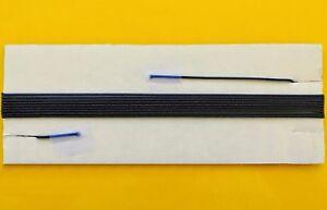 12-ft-Braided-Dial-Cord-String-for-Vintage-Tube-Radio-Tuner-0-054-034-1-4mm-Black