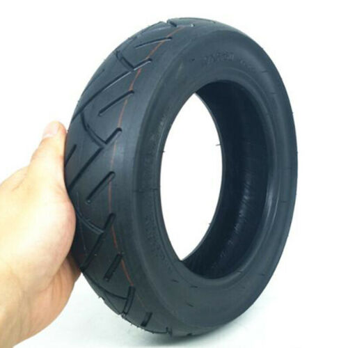 Inner Tube Accessories 10Inch Electric Scooter Vacuum Tire 10*2.50 Black Rubber