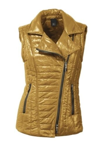 40 42 34 44 Donna Trapuntata Giacca Best Gr Nuovo 38 Connection 36 Gilet fOSqOZ