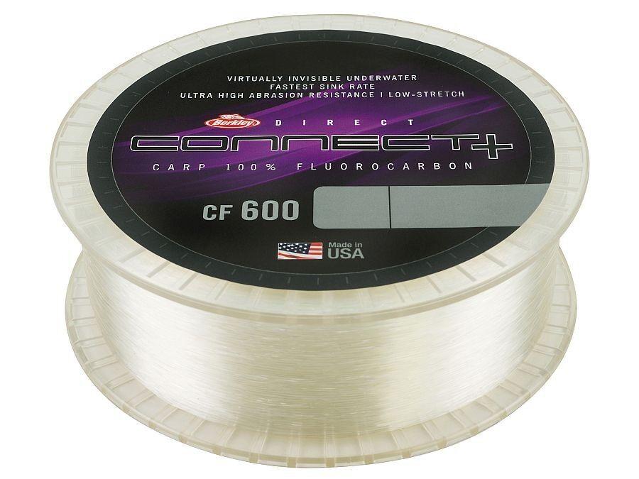 Berkley Direct Connect CF 600  100% fluoroautobon  fils de pêche  1200m