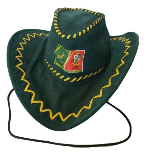 Sa Rugby Hat Green South Africa Tour 2009 Western