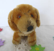 Wunderschöner Steiff Hund Jungdackel Dackel Dachshund Bazi Halsband, 10cm