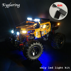 Kyglaring-LED-Light-for-LEGO-Technic-42099-4x4-X-Treme-Off-Roader-Beleuchtungs