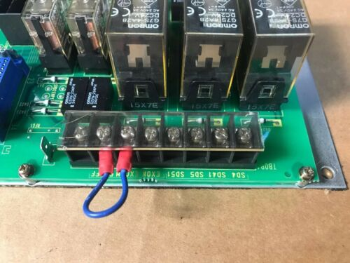 02A CLEAN FAST SHIPPING Fanuc Operator Panel Control Board A16B-1213-0030