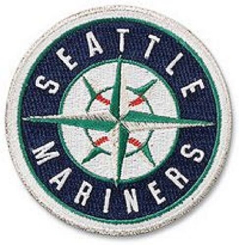 Seattle Mariners Scrapbook Stickers Mlb 3d Logo Patches Retail Ebay