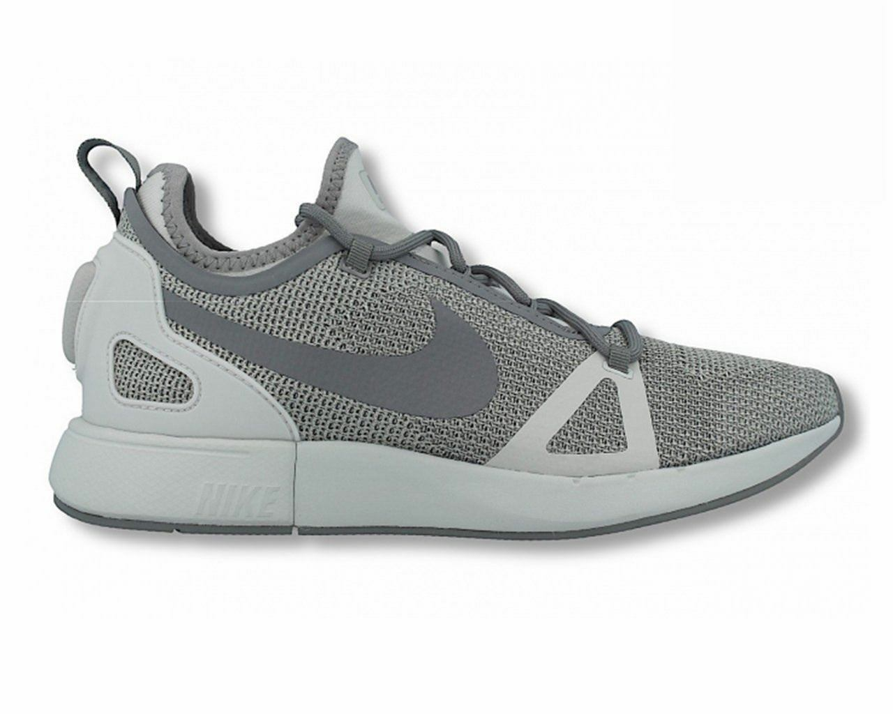 Sale Mens Nike DUEL RACER 918228 004 Gym Shoes  Pale Grey Trainers RRP £95