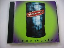 GIGANTIC - DISENCHANTED - CD SINGLE 1997 - MFN - EXCELLENT CONDITION