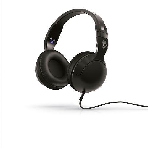 Skullcandy Hesh 2 Supreme Sound Wired Headphones Black