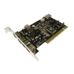 3-x-USB-2-0-and-2-x-6-Pin-Firewire-PCI-Expansion-card-Internal-amp-External-Ports