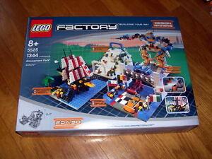 Lego Factory Amusement Park (5525) TRES RARE !!!