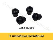 JBL 6014000 Gummipuffer für Filterbehälter CP e 401 700 701 900 901 1500 1501