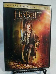 HOBBIT THE DESOLATION OF SMAUG DVD 2 Disc Special Edition