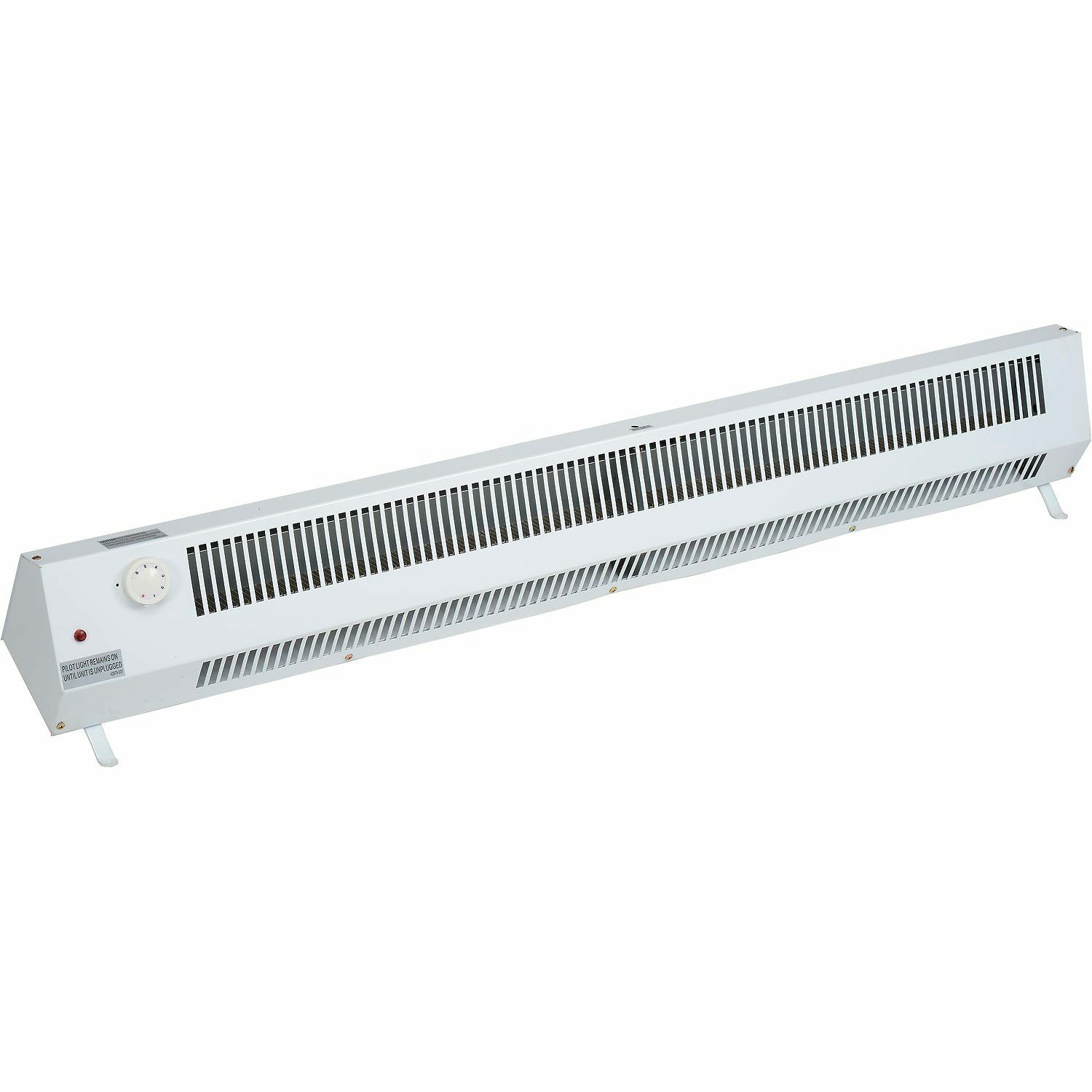 Tpi Heater Portable Baseboard Plug In Electric Thermostat