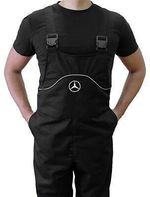 Mercedes Benz WORKWEAR MECHANIC SUIT MENS OVERALLS ...