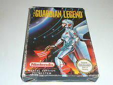 the guardian legend nes games mattel pal A nintendo cib