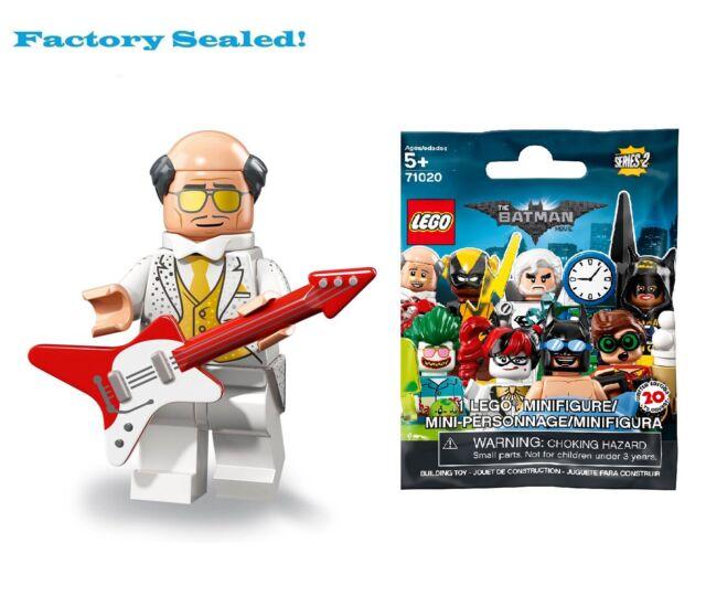 Lego Batman Movie series 2 -  Disco Alfred Pennyworth Factory Sealed! 71020