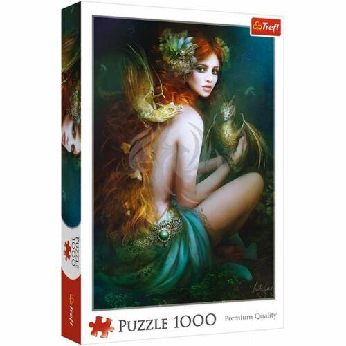 Castorland Trefl 1000 Piece Jigsaw Puzzle Landscapes Panorama Cities