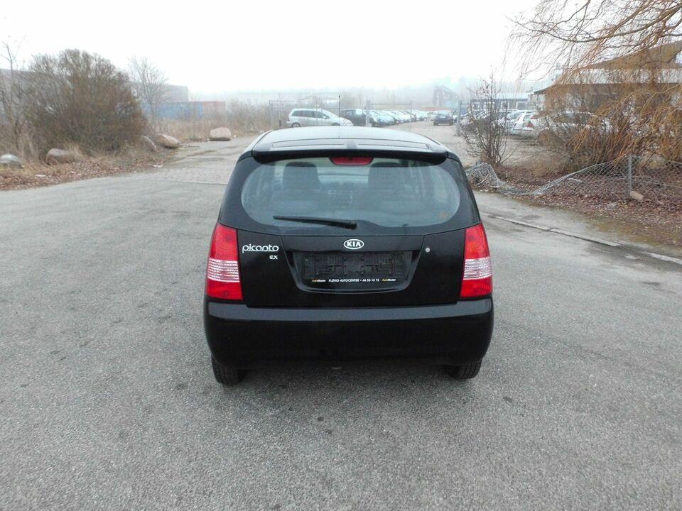 Kia Picanto 1,1 LX Benzin modelår 2005 km 175000 nysynet ABS