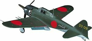 Hasegawa 1//48 Japanese Navy Mitsubishi A6M5 Mitsubishi A6M Zero 52-inch plastic