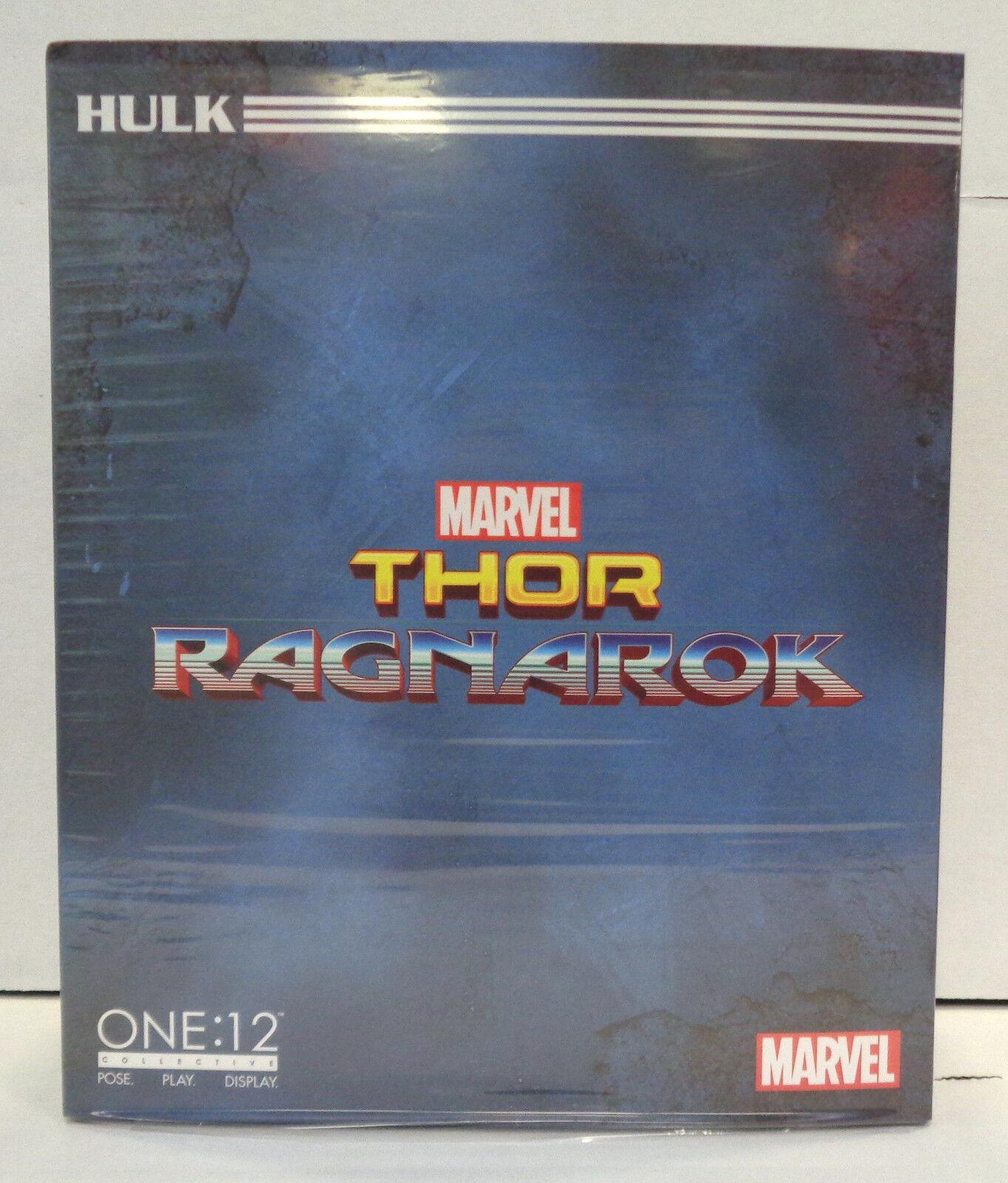 Thor Ragnarok  Hulk One 12 Collective Figure (2018) Mezco New