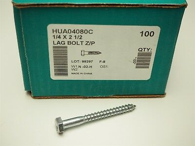 5//8 X 10 Hex Head Lag Screw Bolts Steel Zinc Plated 25 pcs