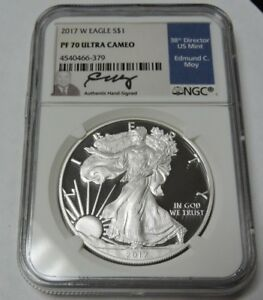 2017-W-Silver-American-Eagle-NGC-PF70-Ultra-Cameo-Moy-Signed