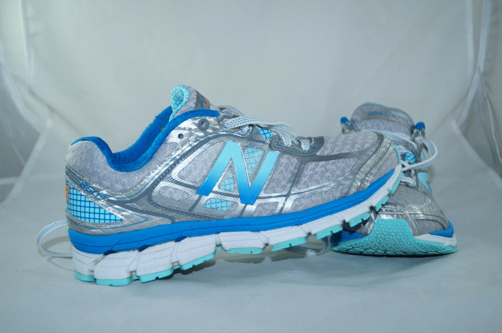 New Balance 860 v5 running T  37 argent chaussures De Course