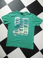 Boys Large ANIMAL T shirt - Green