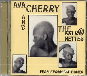Ava-Cherry-And-The-Astronettes-CD-David-Bowie-Backing-Singers-Recorded-1973