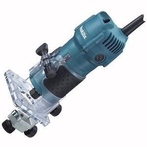 Makita-3709-1-4in-4-0-Amp-Fixed-Base-Laminate-Trimmer-Router