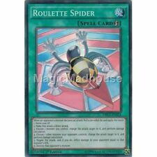 YU-GI-OH! DRAGONS OF LEGEND 2 * DRL2-EN014 Roulette Spider