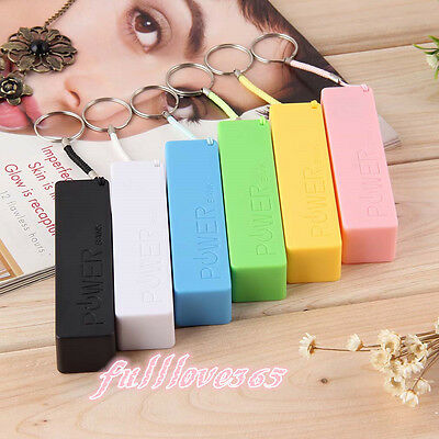 Power Bank Backup External Battery Charger 18650 for Phone Mobile CAFO ONLY CASE